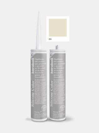 KERAKOLL Fugabella Color Silikon 310ml Kolor 20