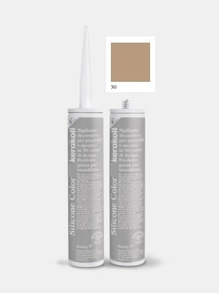KERAKOLL Fugabella Color Silikon 310ml Kolor 30