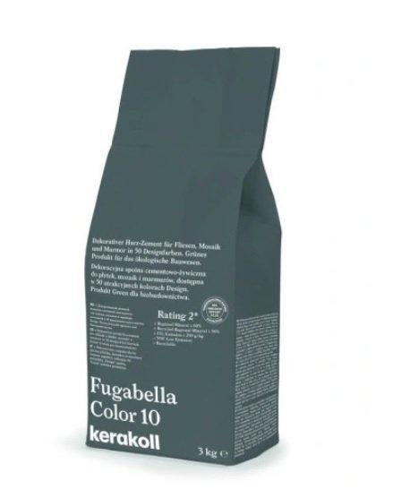 KERAKOLL Fugabella Color Fuga 3 kg Kolor 10