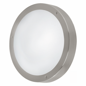 EGLO VENTO 1 PLAFON KINKIET LED ZEWNĘTRZNY OGRODOWY OKRĄGŁY