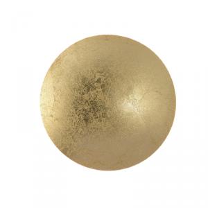Platillo plafon duży złoty