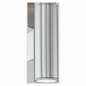 EGLO RIGA 94107 KINKIET ZEWNĘTRZNY TUBA LED STAL NIERDZEWNA