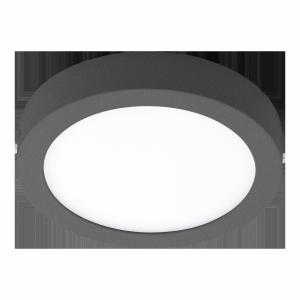EGLO ARGOLIS 96492 PLAFON ZEWNĘTRZNY HERMETYCZNY ANTRACYT LED