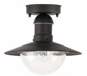 LAMPA ZEWNĘTRZNA PLAFON CZARNY RABALUX 8716 OSLO