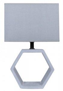 VIDAL LAMPKA CERAMICZNA 1X40W E27 GRAFITOWY