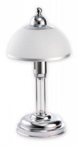 Flex lampka stołowa 1 pł. / chrom