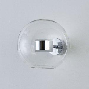Lampa ścienna BUBBLES -1W LED chrom 3000 K