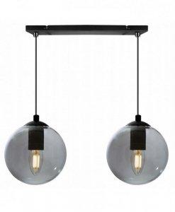 Lampa wisząca ze szklanymi kloszami - PARIS 2290/2