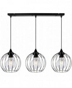 Lampa 3-płomienna LOFT  - TORONTO 2245/3/C