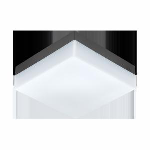 EGLO SONELLA 94872 PLAFON ZEWNĘTRZNY HERMETYCZNY ANTRACYT LED