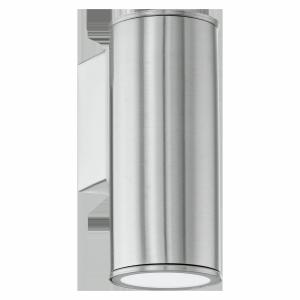 EGLO RIGA 94106 KINKIET ZEWNĘTRZNY TUBA LED STAL NIERDZEWNA