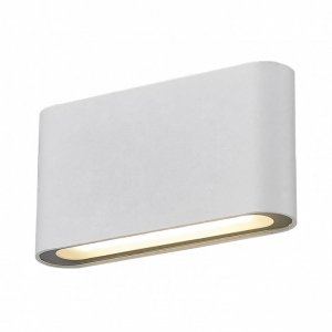 ITALUX RICKY MB2020L LAMPA KINKIET NOWOCZESNY BIAŁY PIASKOWY LED