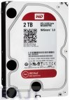 Dysk HDD WD Red Plus WD20EFRX (2 TB ; 3.5; 64 MB; 5400 obr/min)