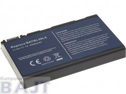 Bateria Green Cell do Acer Aspire 3100 3690 5110 5630 6 Cell 11,1V