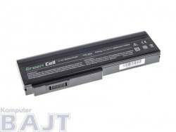 Bateria Green Cell do Asus G50 L50 M50 M60 X57 X5M 9 cell 11,1V