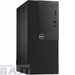 Komputer Dell OptiPlex 3050 MT i3-7100/8GB/1TB/iHD630/DVD-RW/10PR 3YNBD