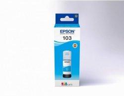 Atrament cyan w butelce 65ml do Epson L3110/L3111/L3150/L3151