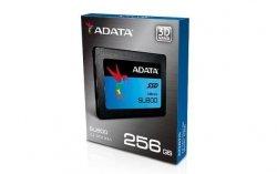 Dysk SSD ADATA Ultimate SU800 256GB 2.5'' SATA3 (560/520 MB/s) 7mm 3D TLC