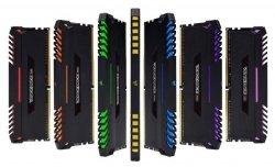 Pamięć DDR4 Corsair Vengeance LED RGB 16GB (2x8GB) 3200MHz CL16 1,35V