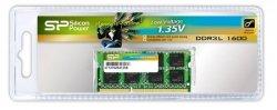 Pamięć DDR3 Silicon Power SODIMM 4GB 1600MHz (512*8) CL11 1,35V