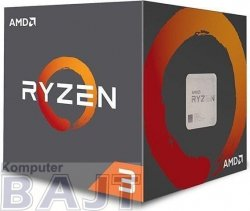 Procesor AMD Ryzen 3 3200G S-AM4 3.60/4.00GHz BOX