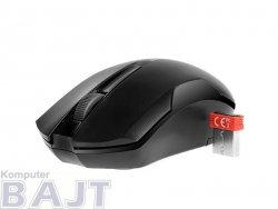 Mysz bezprzewodowa A4Tech G3-200N-1 V-Track czarna