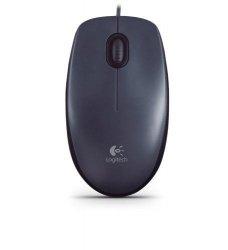 Mysz przewodowa Logitech Optyczna M90 czarna