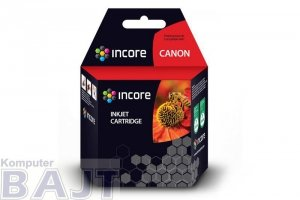Tusz INCORE do Canon (CLI-521M) Magenta 9ml z chipem