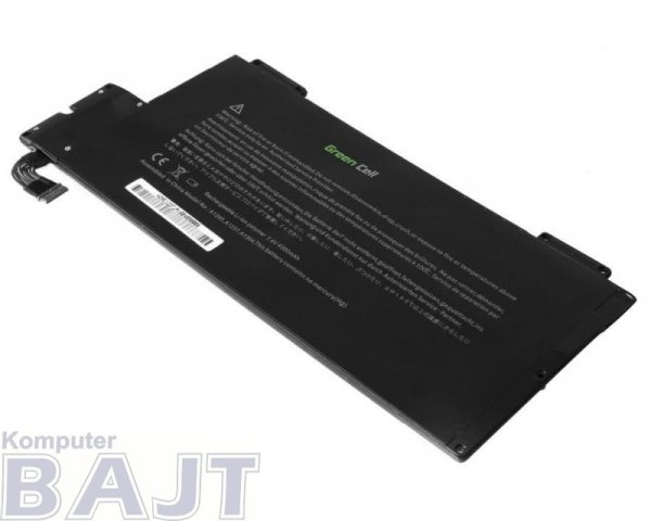 Bateria Green Cell do Apple Macbook Air A1245 6 cell 7,4V