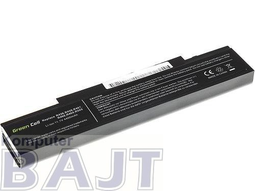 Bateria Green Cell do Samsung R519 R522 AA-PB9NS6B 6 cell 11,1V