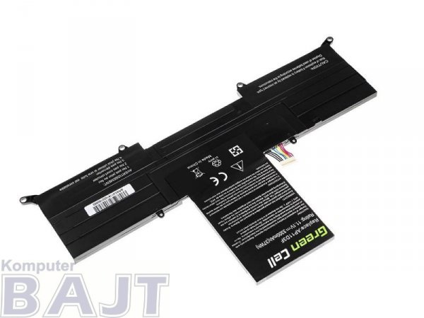 Bateria Green Cell do Acer Aspire S3 S3-331 S3-371 S3-391 3 cell 11,1V