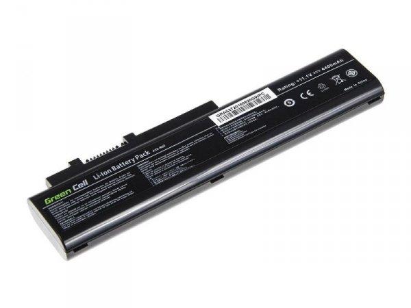 Bateria Green Cell do Asus N50 N50A N50E N50F A33-N50 6 cell 11,1V