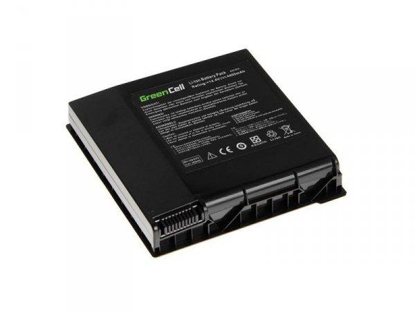 Bateria Green Cell do Asus A42-G74 G74 G74sx 8 cell 14,4V