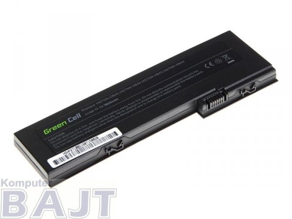 Bateria Green Cell do HP EliteBook 2730p 2740p 2740w 2760p 4 cell 11,1V