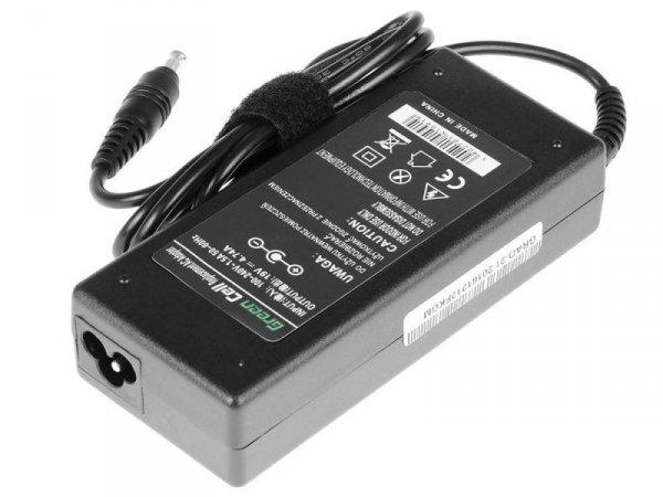 Zasilacz sieciowy Green Cell do notebooka Samsung R505 R510 R519 R520 R720 RC720 R780 19V 4,74A