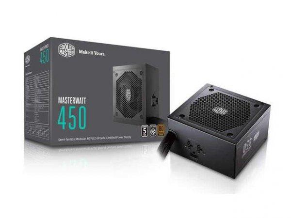 Zasilacz Cooler Master MasterWatt 450W