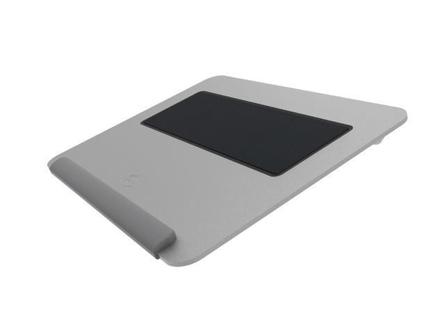 """Podstawka pod notebooka Cooler Master Notepal U150R 15"""" srebrna"""