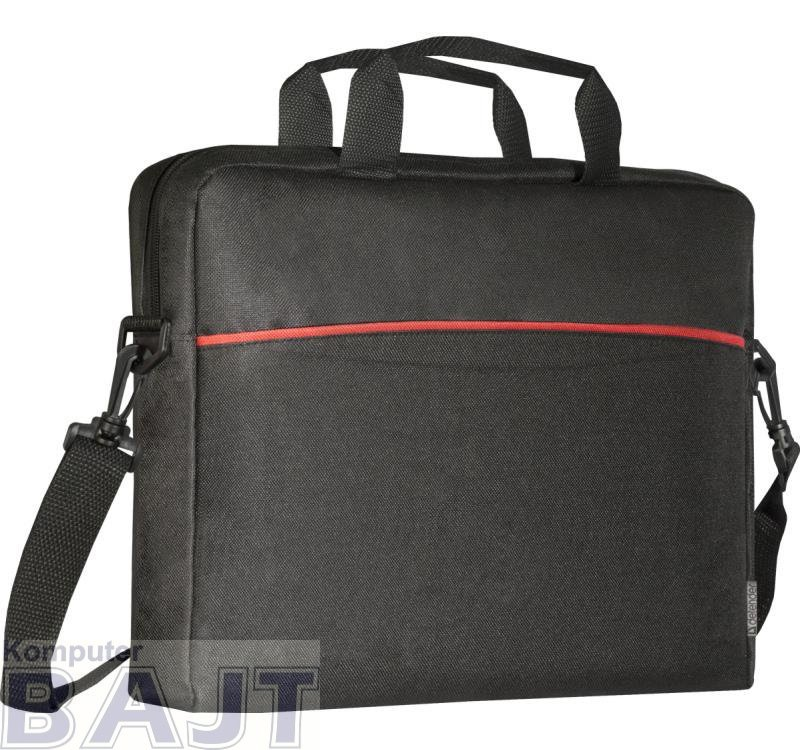 """Torba do notebooka Defender LITE 15.6"""" czarna"""