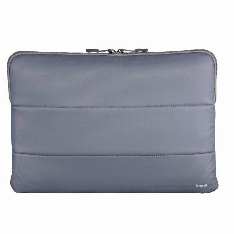 """Etui do notebooka Hama 15.6"""" szaro niebieskie"""