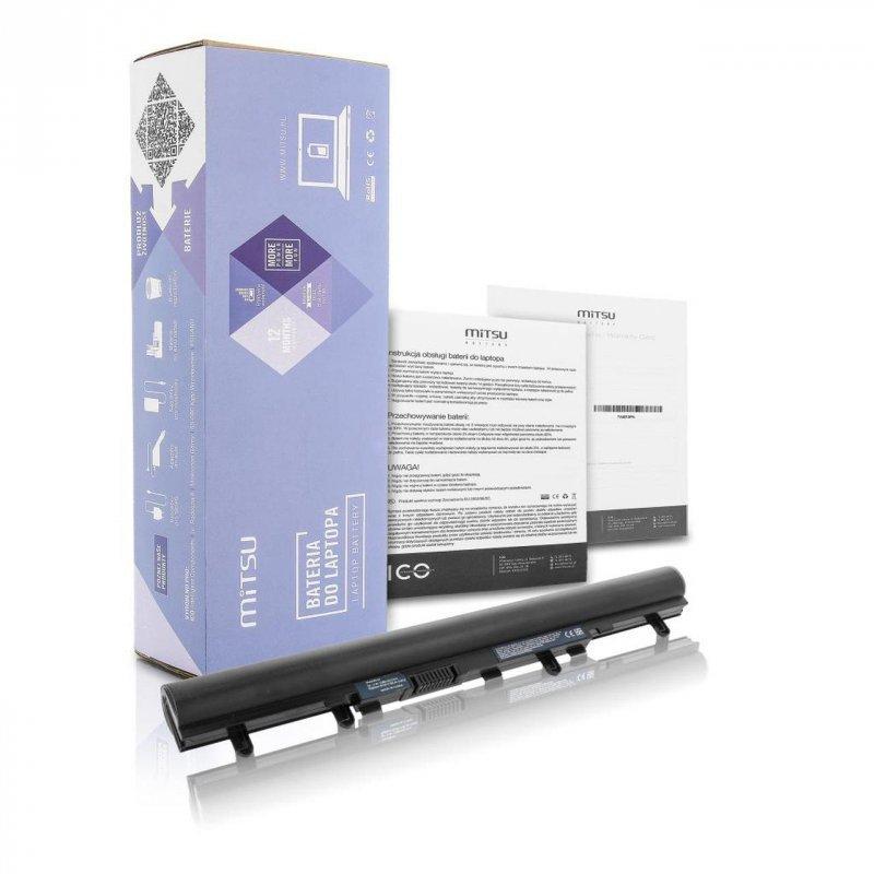 Bateria Mitsu do notebooka Acer Aspire V5 (14.4V-14.8V) (2200 mAh)