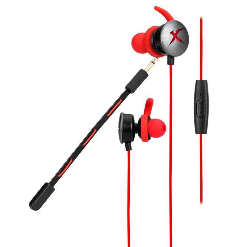 Słuchawki z mikrofonem Xtrike ME GE108 Gaming, douszne , PC/XBOX ONE/PS4/MOBILE