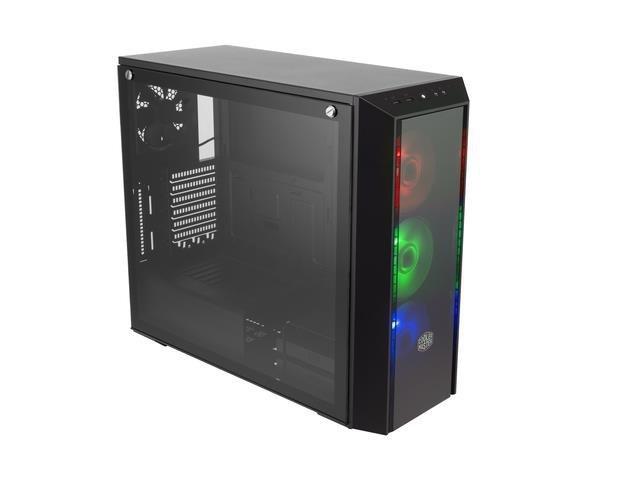 Obudowa Cooler Master MasterBox Pro 5 RGB z oknem bez zasilacza + kontroler RGB
