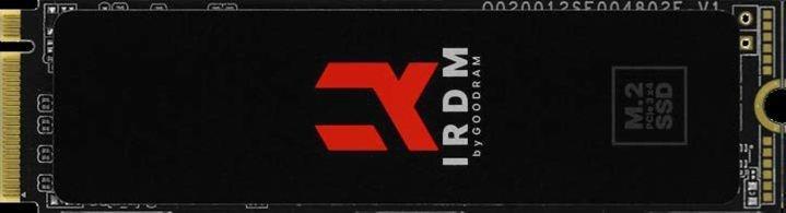 Dysk SSD GOODRAM IRDM 512GB PCIe M.2 2280 NVMe gen 3 x4 (3200/2000)