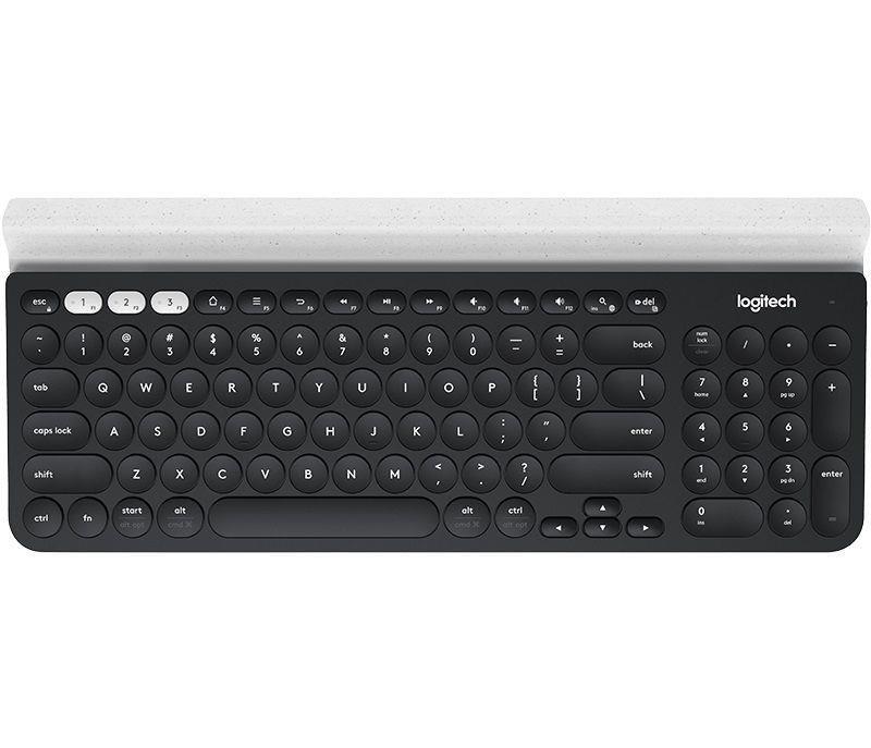 Klawiatura bezprzewodowa Logitech K780 czarna