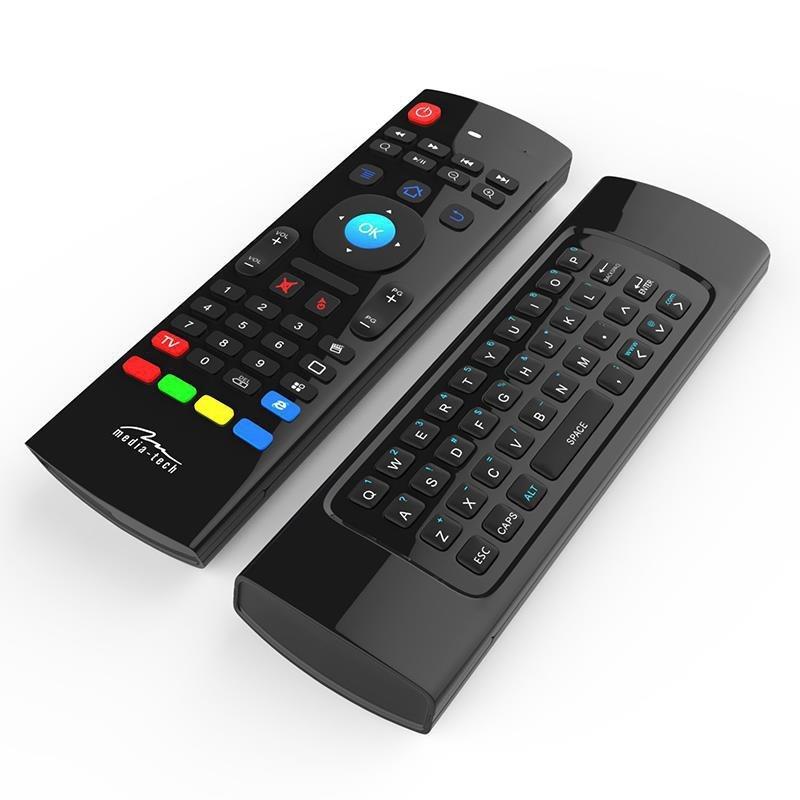 Kontroler/klawiatura/pilot do Smart TV Media-Tech MT1422 3 in 1  Air Mouse for Smart TV