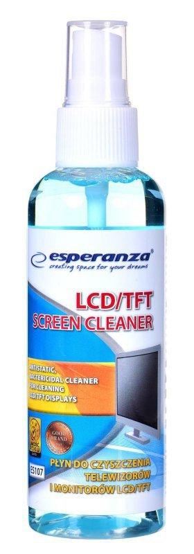 Płyn do czyszczenia matryc Esperanza ES107 (100 ml)