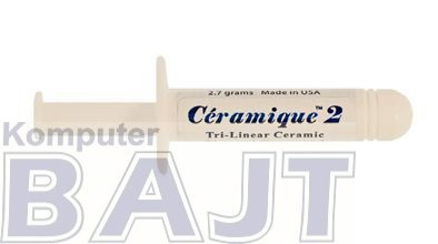 Pasta termoprzewodząca ARCTIC SILVER Ceramique 2 (2,7g)