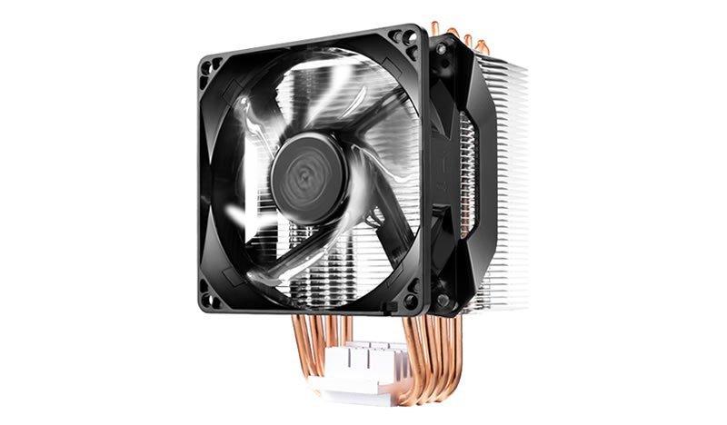 Chłodzenie procesora Cooler Master Hype H411R RR-H411-20PW-R1 (AM2, AM2+, AM3, AM3+, AM4, FM1, FM2, FM2+, LGA 1150, LGA 1151, LG