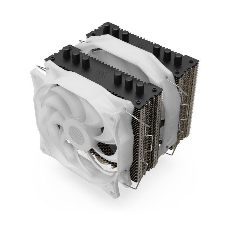 Chłodzenie CPU SilentiumPC Grandis 3 EVO ARGB