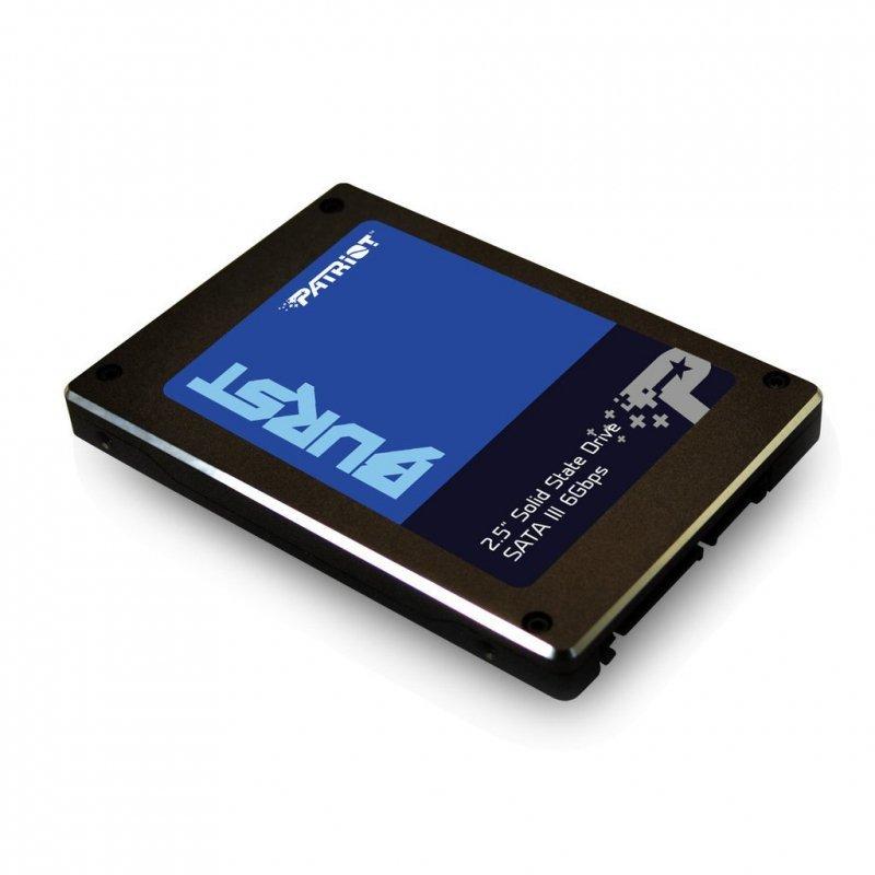 "Dysk Patriot Memory Burst PBU120GS25SSDR (120 GB ; 2.5""; SATA III)"